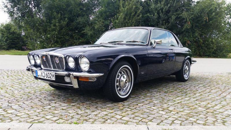 jaguar xj6 serie ii coupe - jaguarstyle.de - classic cars & accessoires